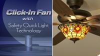 SQL Click-In Fan