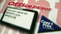 Office Depot - Plasma