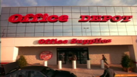 Office Depot Remodeled Store Video (Short)